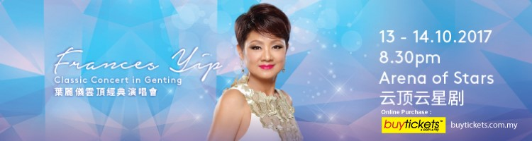 Frances Yip Classic Concert in Genting