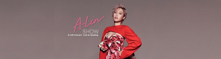 A-Lin SHOW Live in Genting
